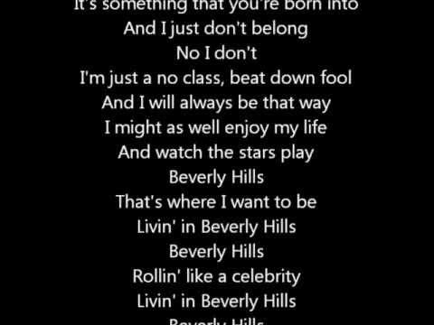 Weezer - Beverly Hills (Lyrics)