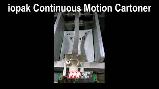 iopak Continuous Motion Cartoner