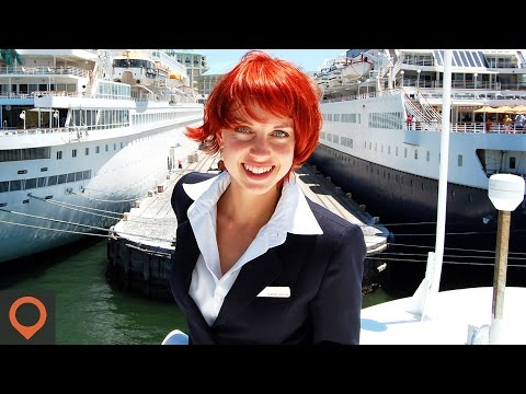Hidden Decks, Morgues and 5 Other Cruise Ship Inside Secrets!