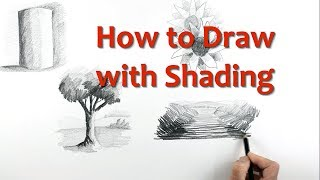 Drawing for Beginners: PART 3 - Draw with Shading