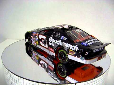 RCR #3 DALE EARNHARDT 1//64 NASCAR AUTHENTICS ICONS GOODWRENCH
