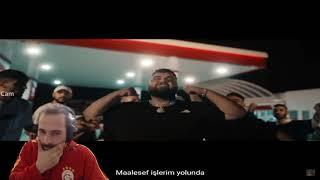BozeTurk Reacting to (MUTİ - LE CANE feat. UZİ x C