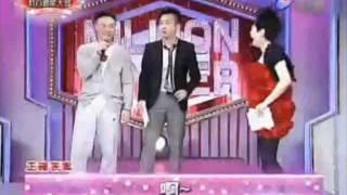 陳奕迅 百萬大歌星 史上最短的接唱...