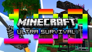 Minecraft: Ultra Modded Survival Ep. 100 - THE ULTIMATE FINALE