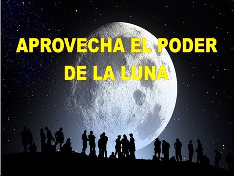 APROVECHA EL PODER DE LA LUNA. ECLIPSE LUNAR, FASES LUNARES