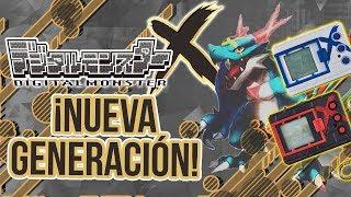 Digimon Noticias: ¡Digital Monster X! (Nueva Generación)