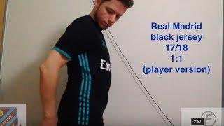 Real Madrid Away 17/18 player version 1:1 (KitMe/SoccerFans)