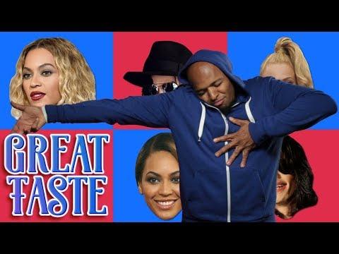 Michael Jackson vs. Beyonce (Part 1)   Great Taste