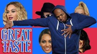 Michael Jackson vs. Beyonce (Part 1) | Great Taste