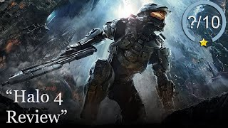 Halo 4 Review [Series X, Xbox One, Xbox 360, & PC] (Video Game Video Review)