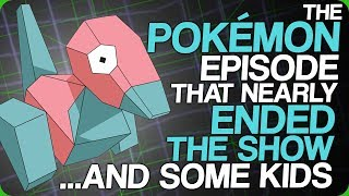 The Pokémon Episode That Nearly Ended The Show... And Some Kids (All Fear Man-Eater Bug)