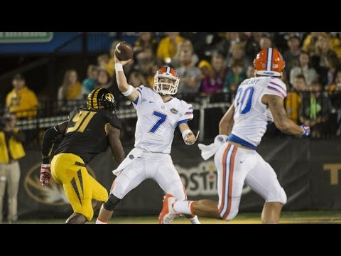 Will Grier vs Missouri