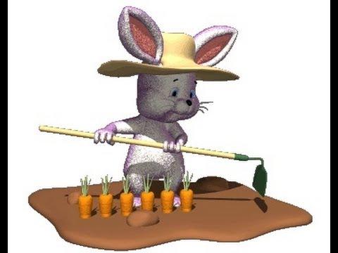 Марта, смешные картинки заяц с лопатой
