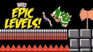 EPIC WINS!! [HAPPY WHEELS] [MADNESS!]