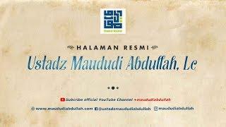 [LIVE] Sholat Terakhir Nabi ﷺ - Ustadz Maududi Abdullah, Lc حفظه الله تعلى