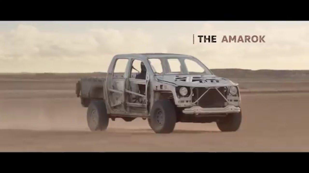 VW The Naked Ute - YouTube