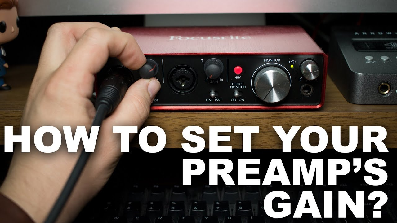 Making Best Mic Preamp