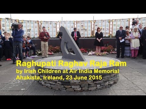 """Raghupati Raghav Raja Ram"" by Irish Children"
