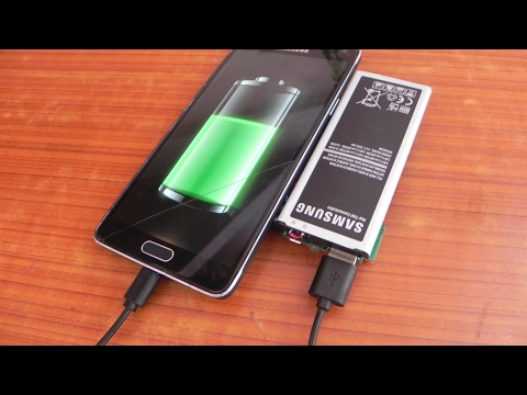 How to make a Power bank using old Phone Battery