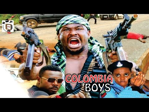Columbia Boys Season 1 - 2016 Latest Nigerian Nollywood Movie