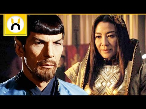 How Star Trek: Discovery's Mirror Universe Arc Fits Canon EXPLAINED