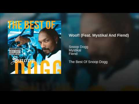 Woof! Feat Mystikal And Fiend
