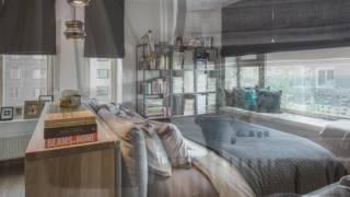 видео Японские шторы в дизайне интерьера