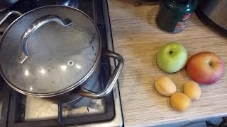 Как варить компот из свежих фруктов