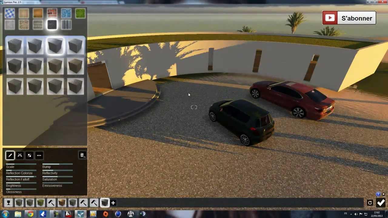 Tutoriel autocad 3d lumion i mod lisation d 39 une villa de for 3d modelisation