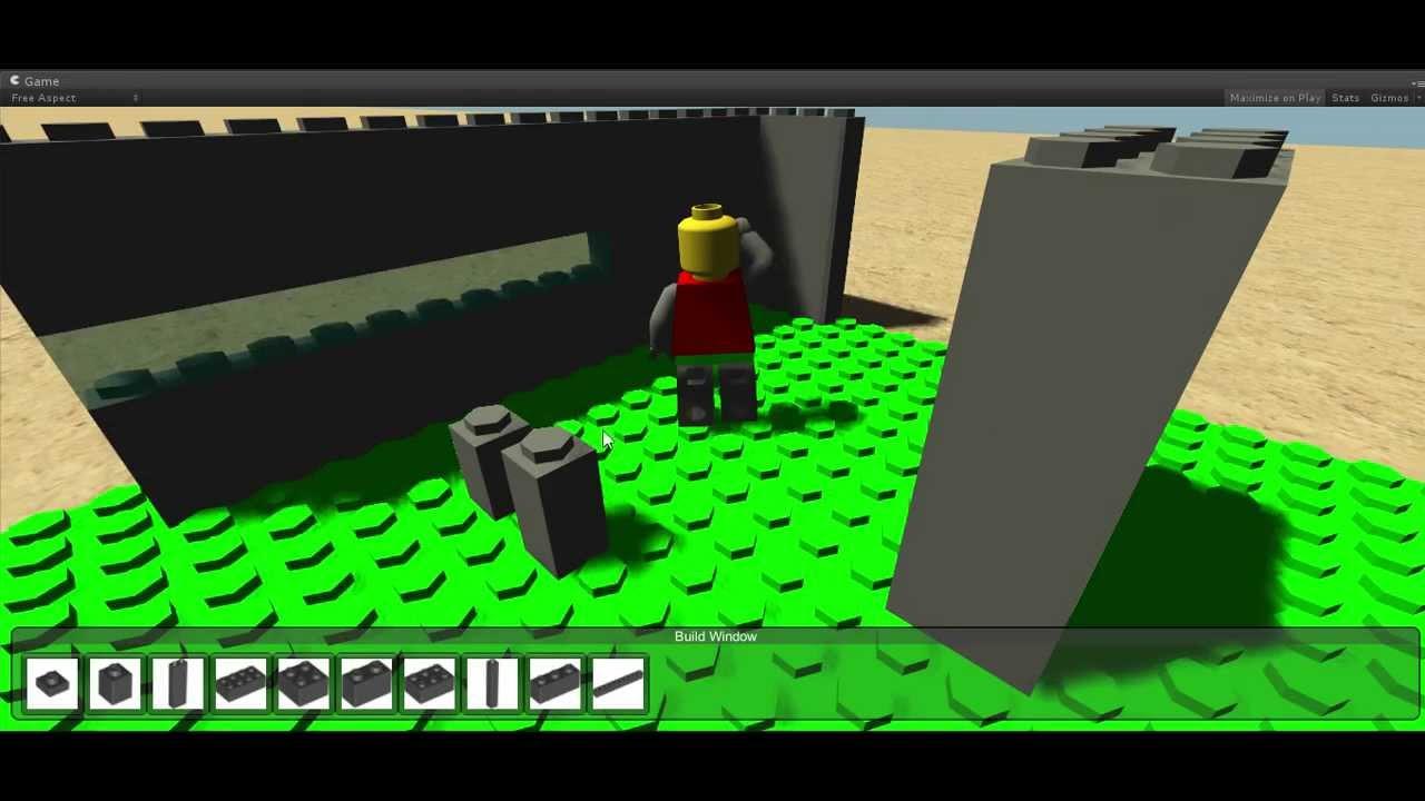 Lego The Game [RPG] | Unity Community