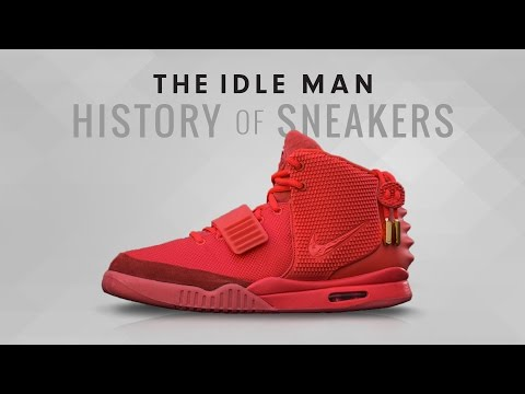 History of Sneakers in 60 seconds