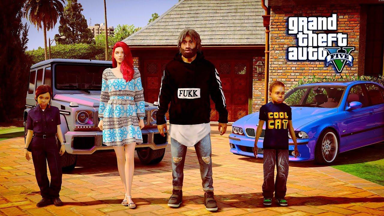 Download GTA 5 REAL LIFE MOD #5 HAPPY THANKSGIVING! (GTA 5 REAL LIFE MOD)