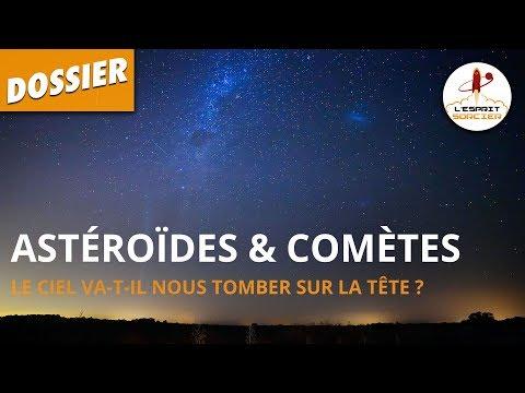 Astéroïdes & comètes - Dossier #8 - L'Esprit Sorcier