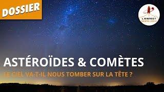 ASTÉROÏDES ET COMÈTES - Dossier #8 - L'Esprit Sorcier