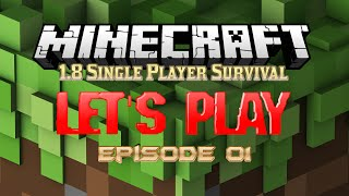 Minecraft 1.10 Single-Player Survival