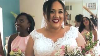 Melissa & Milton Wedding High Lights
