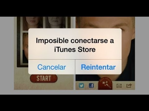 (SOLUCION) Imposible Conectarse a App Store / iTunes Store