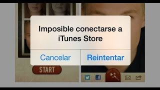 (SOLUCION) Imposible Conectarse a App Store / iTunes Store thumbnail