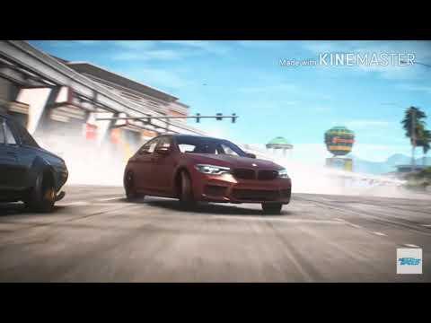 {Need for Speed Music Video} Barns Courtney Kicks