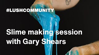 Meet the Inventor | Sublime Shower Slime with Gary Shears