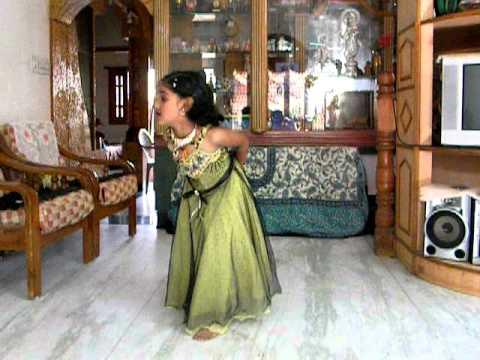 Nisarga Hiremath - Chandra Chakori Dance