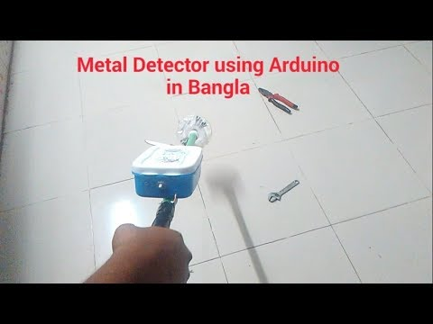 Metal Detector using Arduino