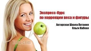 Школа (курсы) питания, коррекции фигуры, веса в Харькове и онлайн школа питания для похудения