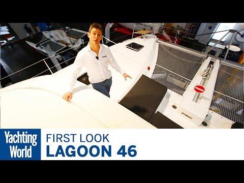Lagoon 46 | First Look | Yachting World