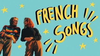 french aesthetic songs (videoclub, la femme, angèle, & others) // playlist