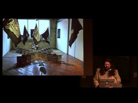 Cornell Fine Arts Museum presents John Hitchcock, 'Ghosts of Brutality'