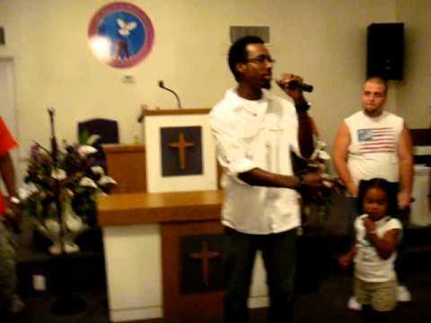 Gospel Explosion:  Unashamed Various Artist Freestyle