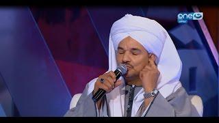 قصر الكلام - مداح العصر الشيخ / امين الدشناوي يضىء قمر الاحتفال برأس السنة الهجرية  الجديدة 1438