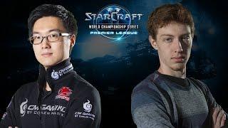StarCraft 2 - Polt vs. Kelazhur (TvT) - WCS Premier League Season 1 2015 - Ro32 Group B