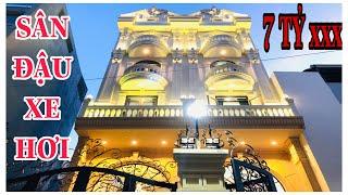 Bán nhà Gò Vấp Tp.HCM[78🧧] Bộ đôi anh em diện tích siêu khủng sân đậu 🚗 VIP giá rẻ.